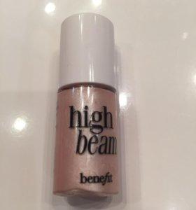 Benefit high beam кремовый хайлайтер