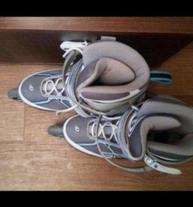 Продам женские ролики Rollerblade sirio XR W