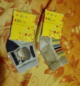 Носки новые на мальчишек и девченок. Все размеры.