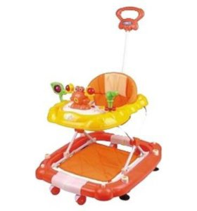 Ходунки-качалка S-line 10B Orange