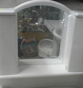 Шкафчик пластиковый