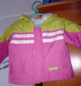 Курточка р. 74