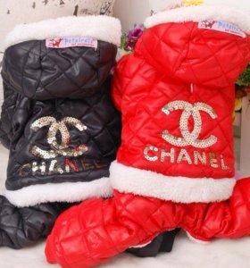 Зимний комбинезон Chanel