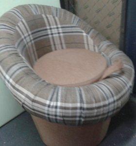 Продаю новое кресло - пуф