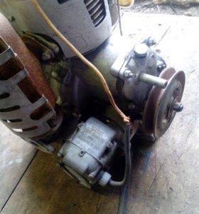 Двигатель от вибро плиты