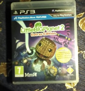 Игра для PS3 Little Big Planet 2