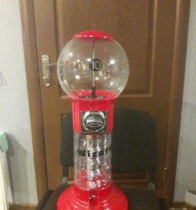 Автомат для жвачек и попрыгунчиков