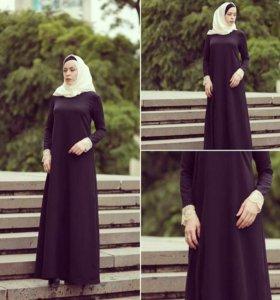 Платье для покрытых