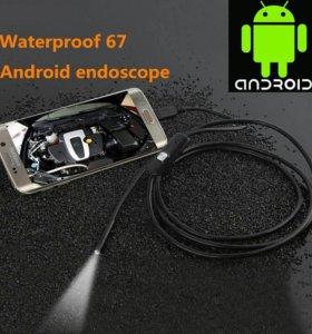 Мини видеокамера для телефона (android)