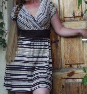 Летнее платье (48р.)