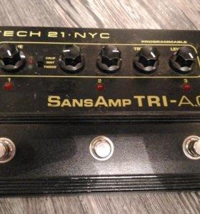 Tech21 SansAmp Tri-A. C (USA)