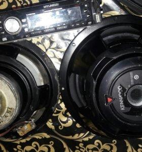 Аудио- аппоратура.