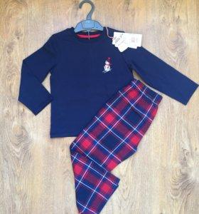 Новая пижама Mothercare