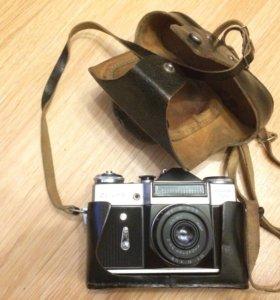 Зеркальный  фотоаппарат набор