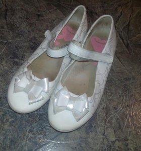туфли кожа р.37