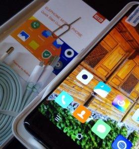 "Новый безрамочный Elephone S3 5.2"" FullHD 3/16 гб"