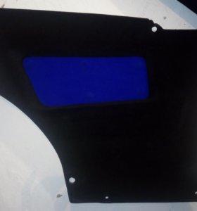 Обшивка на двери ВАЗ-2108