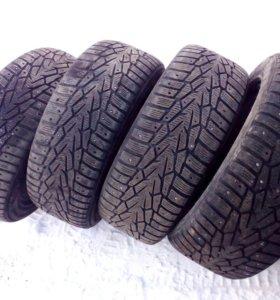 Зимние шины 215*R17*55