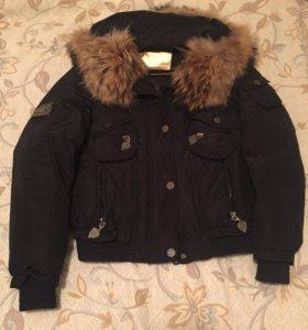 Зимняя куртка пуховик