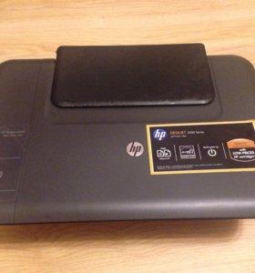 Принтер - сканер HP Deskjet 2050 (мфу)
