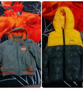 Куртка весенняя,бкзруеавеа