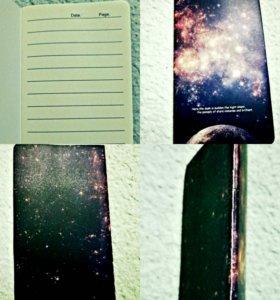 🔥в моих товарах акция🔥Космический блокнотик
