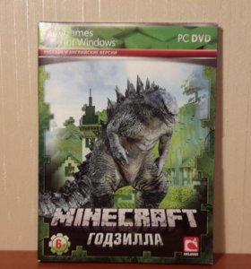 Диск с Игрой Minecraft