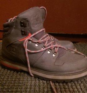 DC, ботинки мужские, зима