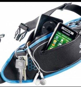 Поясная сумка Deuter neo belt 1  2