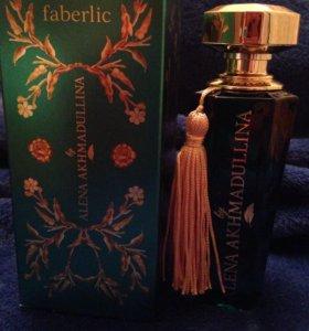 Новый парфюм от Алёны Ахмадуллиной Фаберлик