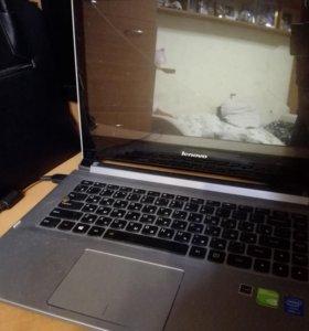 Ноутбук lenovo Flex2-14