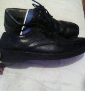 Ботинки 45