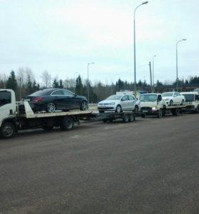 Эвакуатор- Автовоз Санкт Петербург - Москва