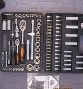 Набор инструментов. Новый.