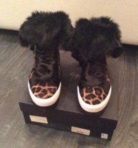 Ботинки зимние hogl