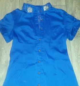 Блузка новая 44