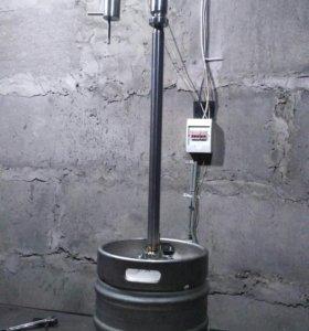 Дисцилятор, сухопарник воды