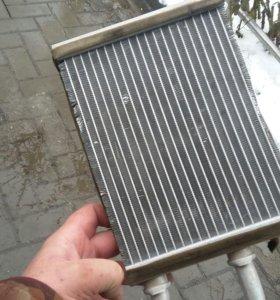 Радиатор печки мицубиси ланцер 9