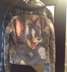 Куртка на синтепони