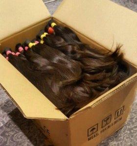 Волосы для нарашивания