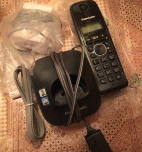 Телефон новый !-Панасоник беспроводной