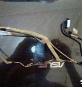 Шлейф матрицы и клавиатура для ноутбука A52J