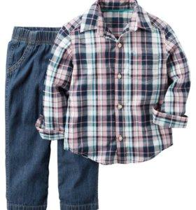 Carters новая одежда