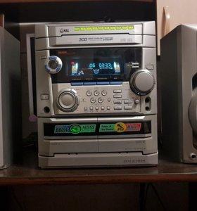Муз.центр  LG FFH 2103K new karaoke sistem