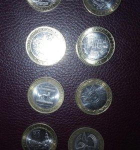 Монеты Биметал и ГВС