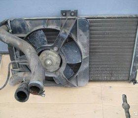 Рулевая Рейка, радиатор с вентилятором