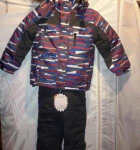 Зимний костюм на мальчика (Новый, с биркой)