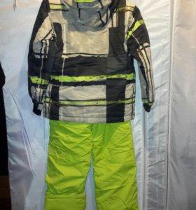 Зимний костюм рост 128-134 (Новый, с биркой)