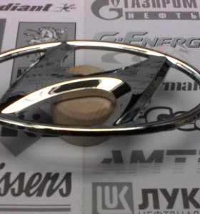 Эмблема задняя Hyundai Solaris оригинал