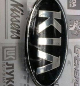 Эмблема задняя KIA RIO седан 86320-1W200